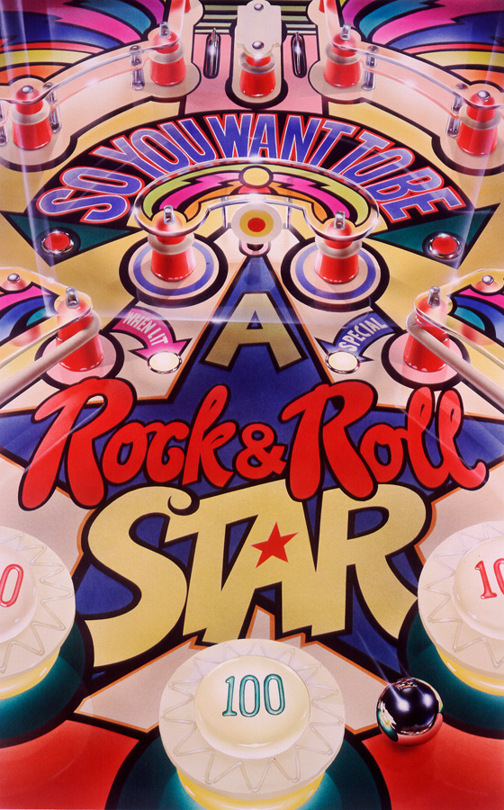 So You Want To Be A Rock & Roll Star