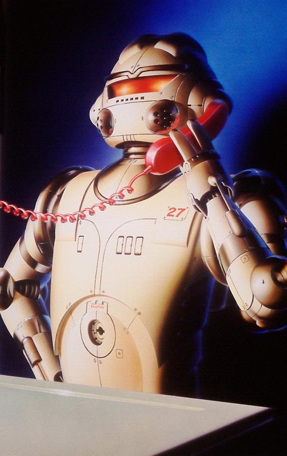 Glaxo Robot
