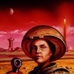 Martian Timeslip