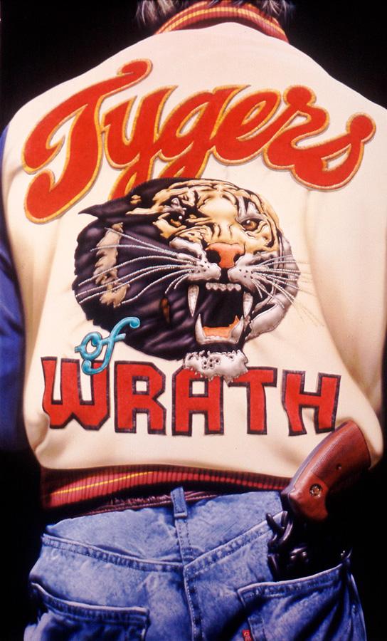 The Tygers Of Wrath