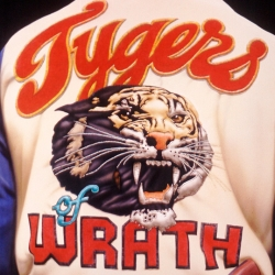 The Tygers Of Wrath